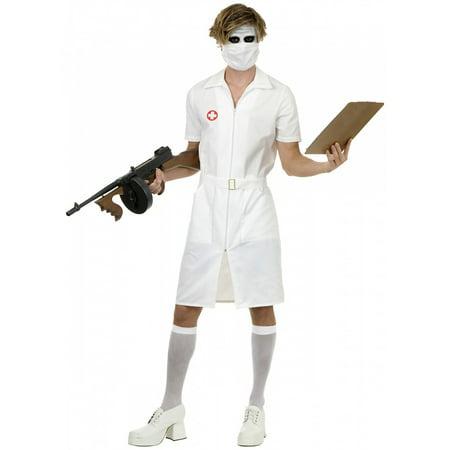 Nurse Costumes For Teens (Twisted Nurse Teen/Junior Costume -)