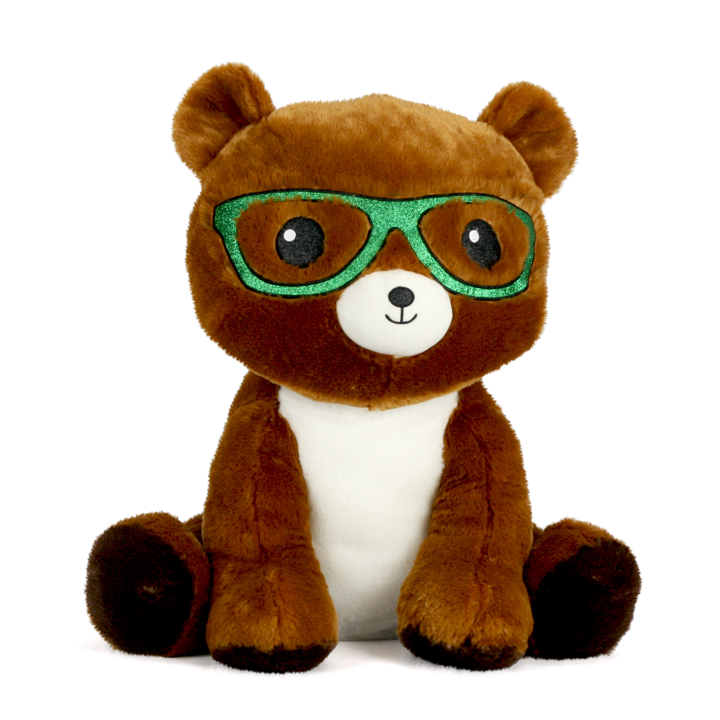 "Holiday Time 26"" Classic and Fun Plush Bear"