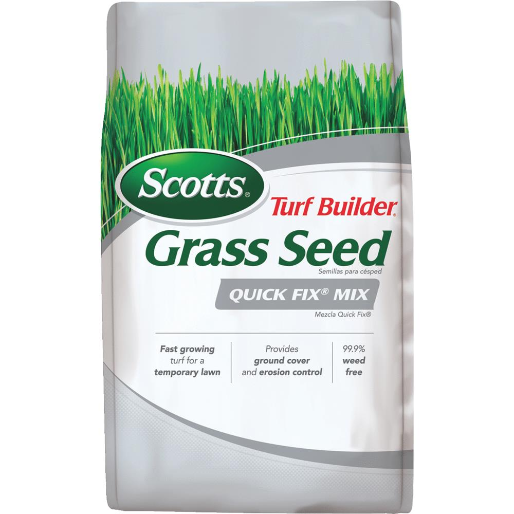 Scotts Co. 3lb Tb Quick Fix Grass 18272