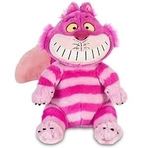 Disney's Alice in Wonderland Cheshire Cat Jumbo Plush Toy (21in)