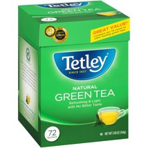 Tea Bags: Tetley Green