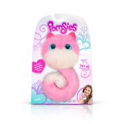 Pinky Plush Interactive Toys, Pink/White, Pomsies will tell you when they feel tired, cold or Hungry with adorable light up eyes, purring and cute.., By Pomsies