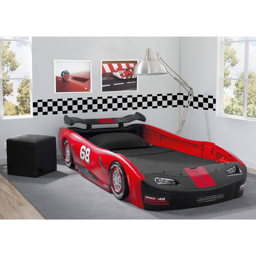 kids' car beds