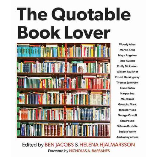 The Quotable Book Lover