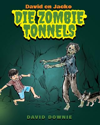 David and Jacko: The Zombie Tunnels (Ukrainian Edition)