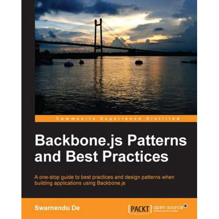 Backbone.js Patterns and Best Practices - eBook