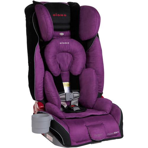 Diono - Radian RXT Convertible Car Seat, Plum