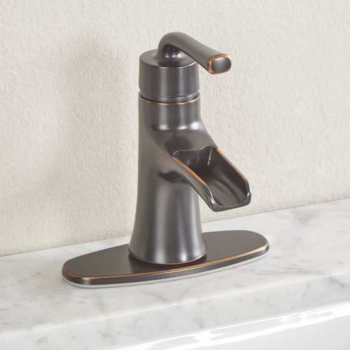 premier bathroom fixtures premier faucet sanibel single handle bathroom faucet 14036