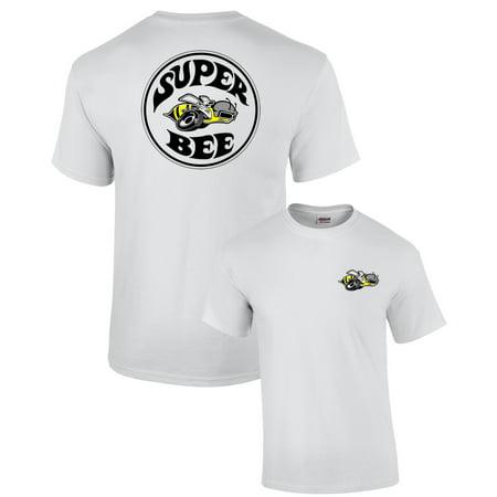 Dodge T-Shirt Super Bee (Magnum Dodge Skirt)