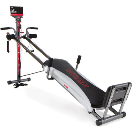 Total Gym 1400 Total Home Gym With Workout Dvd