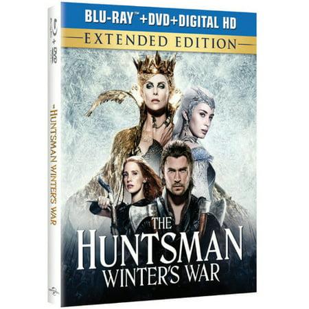 The Huntsman: Winter's War (Blu-ray + DVD + Digital Copy)