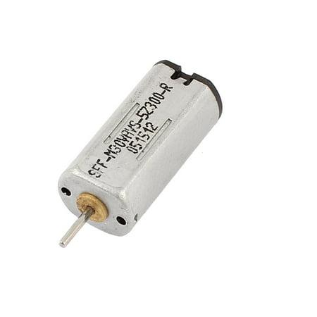 M30 DC 1.5V-6V 26000RPM Rotary Speed Output Magnet Electric Power Motor (Groom Rotary Motor)