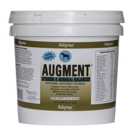 Adeptus Nutrition Augment Multi Mineral And Vitamin Balancer Supplement 10 Lbs