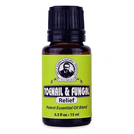 Toenail and Fungal Relief by Uncle Harry's Natural Products (0.5oz