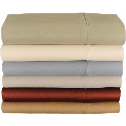 Baltic Linen 400-Thread-Count Easy Care Cotton Rich Sateen Bedding Sheet Set