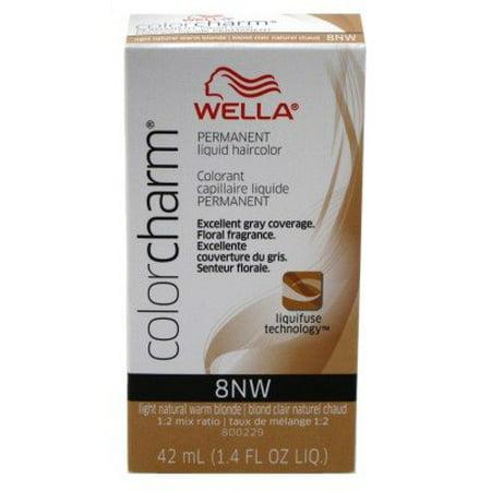 Wella Color Charm Liquid 8nw Light Natural Warm Blonde