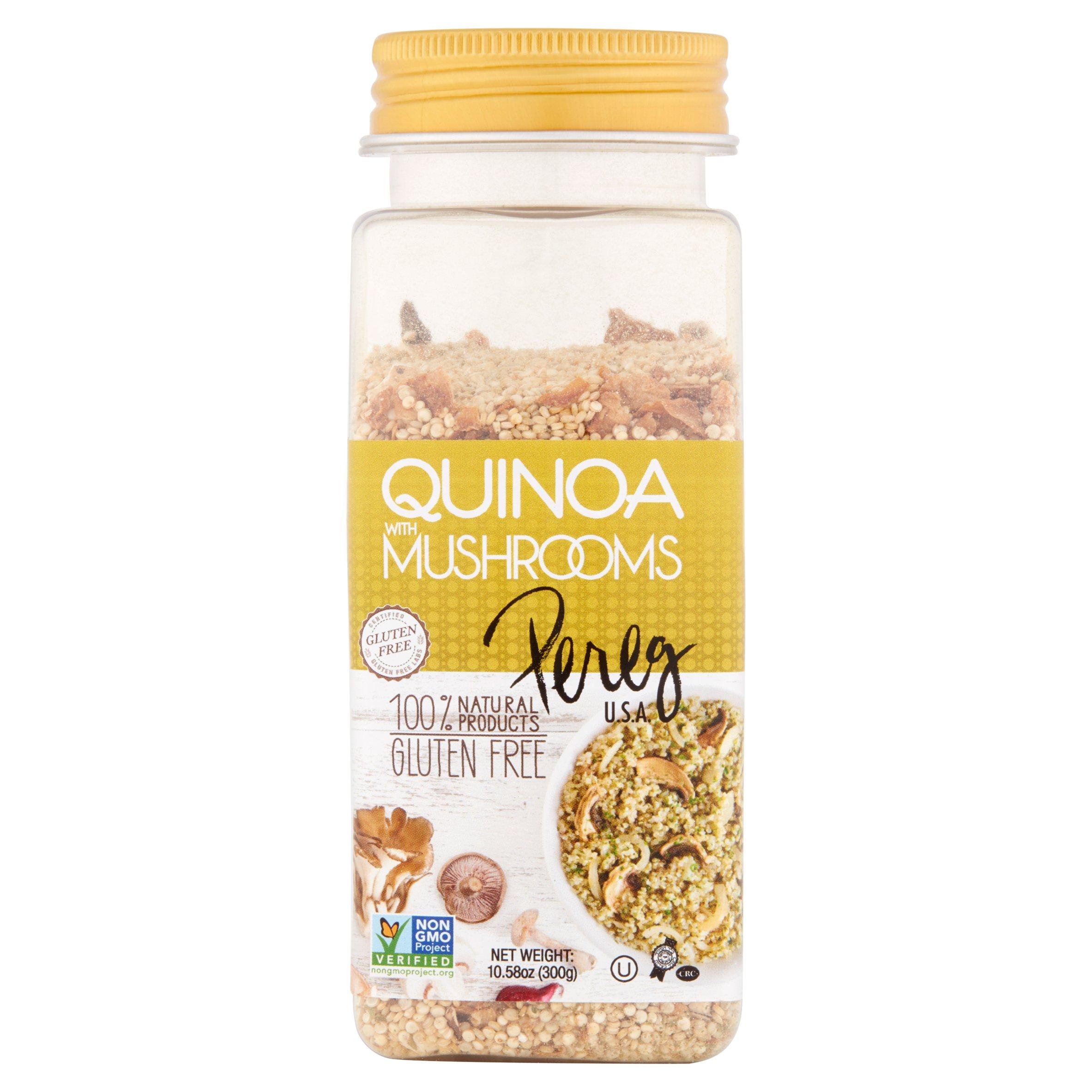 Pereg Quinoa with Mushrooms, 10.58 oz