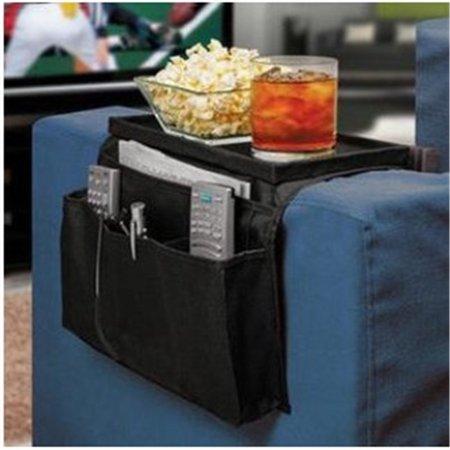 PatPat 6 Pockets Sofa Couch Armrest Hanging Organizer TV Remote Control Holder Practical Book Magazine Storage