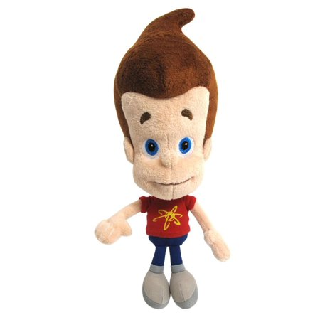 NickToons Jimmy Neutron Plush
