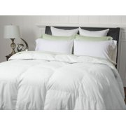 European Classic II Heavy Weight White Goose Down 400 Thread Count Comforter (Level 3) WHITE / King