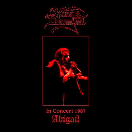 In Concert 1987 Abigail Live (Vinyl) (Limited