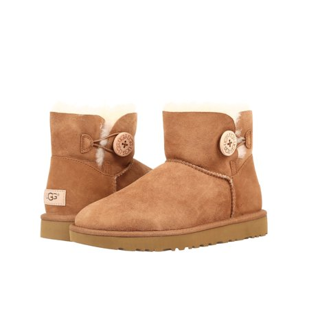 UGG Women's Mini Bailey Button II Boots 1016422 ()