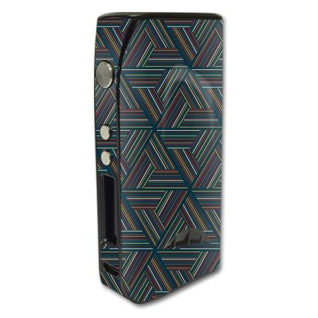 Skin Decal Wrap for Pioneer4You iPV5 200W TC mod vape Triangle