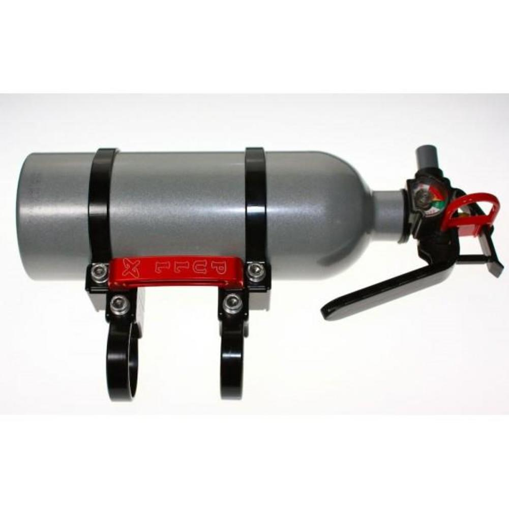 Axia Alloys MODFMNC-BK Quick Release Fire Extinguisher Mount