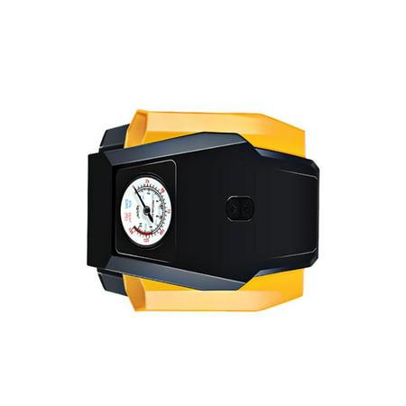 Portable Heavy Duty Grease Pumps - OkrayDirect Mini Digital Portable 12V Car Air Compressor Heavy Duty Inflator Tire Pump