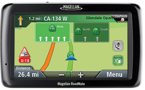 Magellan RoadMate 5045T-EU by Magellan
