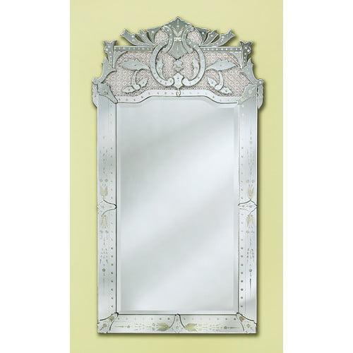 Venetian Gems Maxime Venetian Wall Mirror