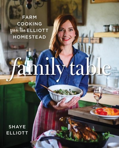 Family Table by Lyons Press