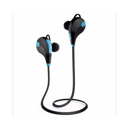 mobility sport in ear wireless bluetooth earbuds. Black Bedroom Furniture Sets. Home Design Ideas