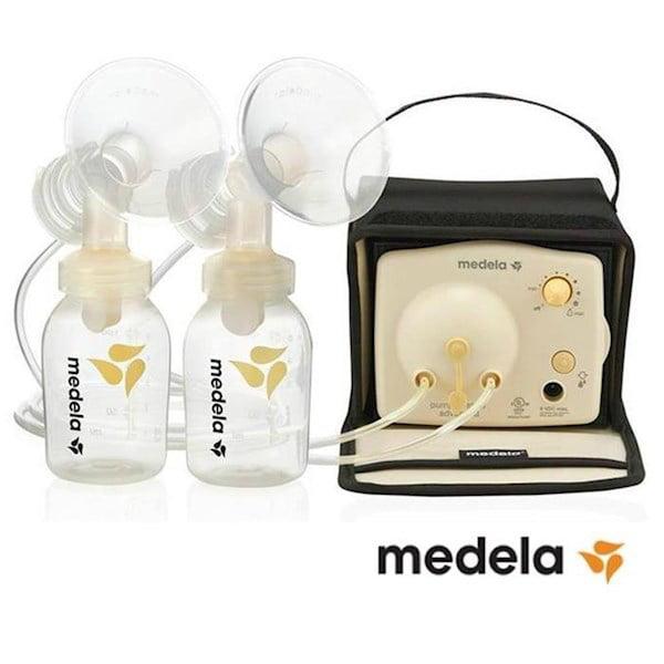 Medela Pump-In-Style Advanced Breastpump Starter Set Double Feeding Baby 57081 by Medela