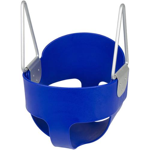 Highback Full Bucket Swing Seat Blue