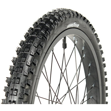 Goodyear 20 x 2.125 Mountain Bike Bicycle Tire, Black