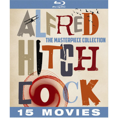 Alfred Hitchcock: The Masterpiece Collection - Limited Edition (Blu-ray DigiBook)