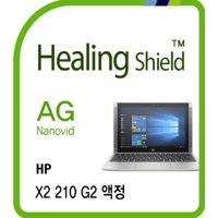 Healingshield Screen Protector Anti-Fingerprint Anti-Glare Matte Film for Hp Laptop X2 210 G2