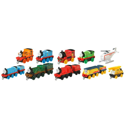Thomas & Friends TrackMaster, Sodor Steamies