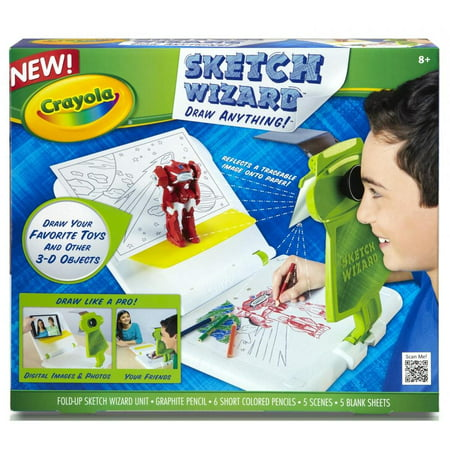 Crayola sketch wizard Crayola fashion design studio reviews