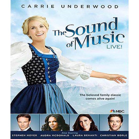 The Sound of Music Live! (DVD)