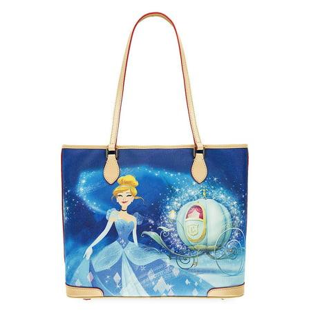 7ec1aeb30 Disney Dooney & Bourke Princess Cinderella Tote Bag New with Tags -  Walmart.com