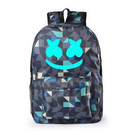 68a47cf97ddd Back to School Backpack DJ Marshmallow Backpack for Back to College ,  Lightweight Mukola Laptop Bag Travel Backpack Students School Bags for Boy  and ...