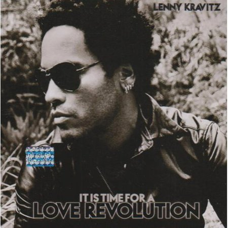 Lenny Kravitz   It Is Time For A Love Revolution  Cd