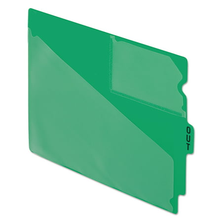 Pendaflex End Tab Poly Out Guides, Center