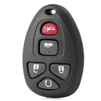 GZYF Keyless Entry Remote Control Key Fob Replacement 5-Button for GM Model 2006 - 2010 Chevrolet Cobalt 2005 - 2009 Buick LaCrosse 2005 - 2010 Pontiac G6