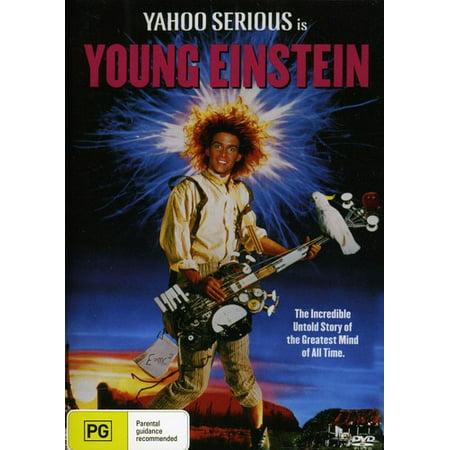 Young Einstein (DVD) - image 1 of 1