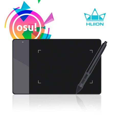 Ktaxon Huion H420 USB Graphics Drawing Tablet, 4