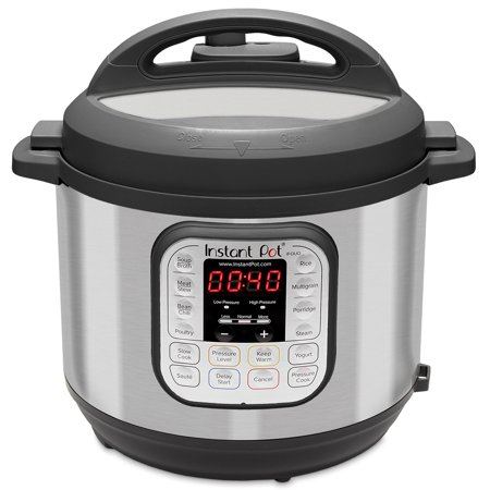 Instant Pot DUO80 8 Qt 7-in-1 Multi- Use Programmable Pressure Cooker