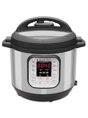 Instant Pot DUO80 8-Quart 7-in-1 Multi-Use Programmable Pressure Cooker, Slow Cooker, Rice Cooker, Saut, Steamer, Yogurt Maker and Warmer